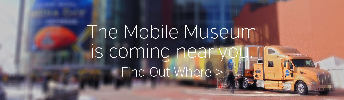 Mobile Museum Tour