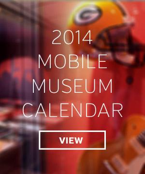 Mobile Museum Calendar