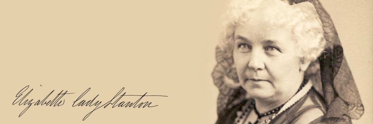 elizabeth cady stanton obituary Elizabeth cady stanton, the eighth of eleven children, was born in johnstown, new york, to daniel cady and margaret livingston cady as a young woman, elizabeth cady met henry brewster stanton through her early involvement in the temperance and the abolition movements.