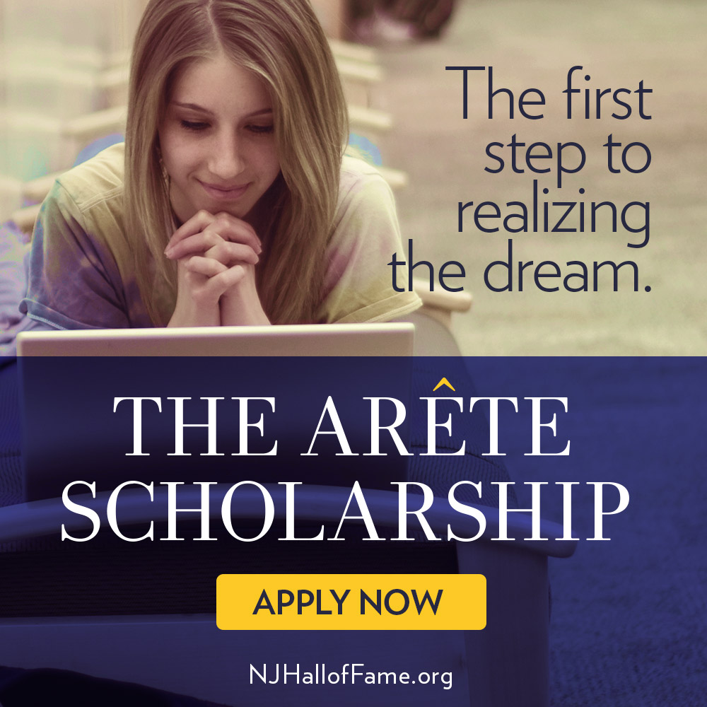 Apply for the Arete Scholarship