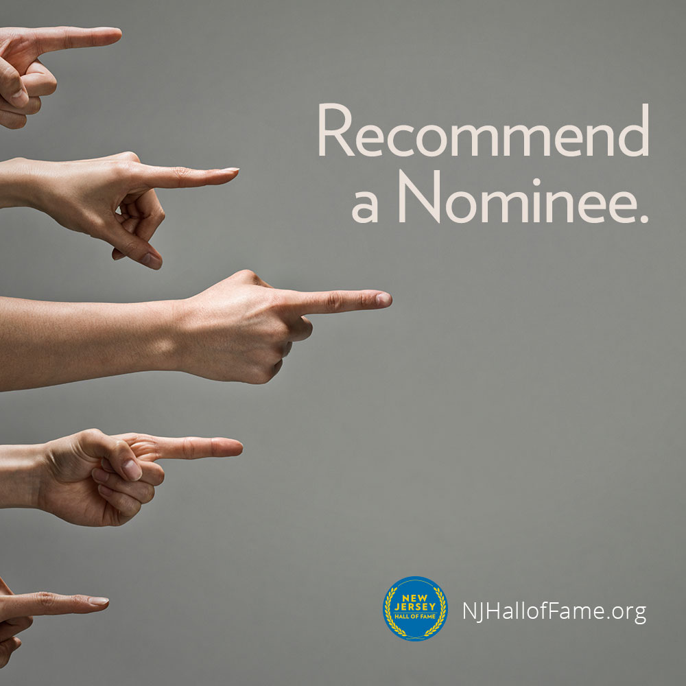 Recommend a Nominee