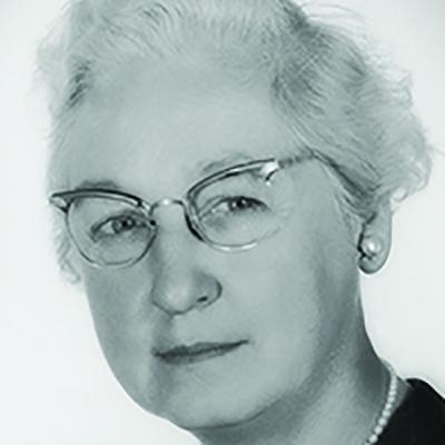Dr. Virginia Apgar*